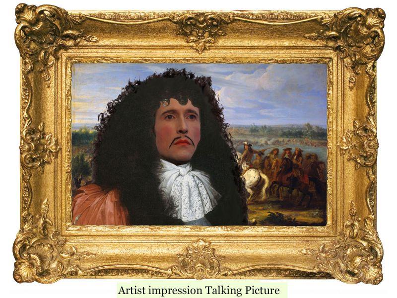 Artist Impression (levend schilderij)
